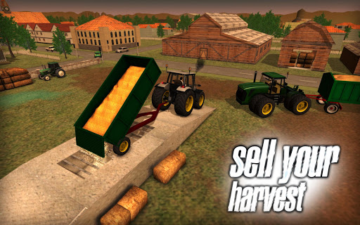 Farmer Sim 2015 скачать на Андроид