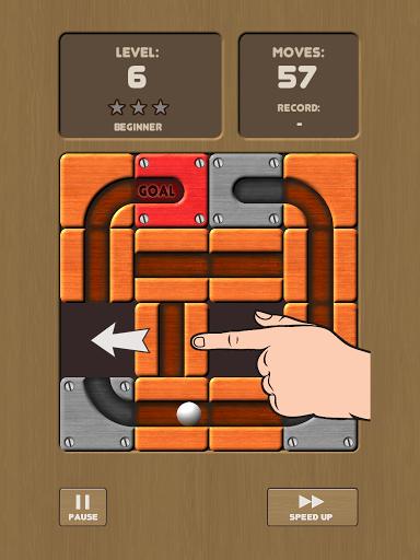 Игра Unroll Me для планшетов на Android