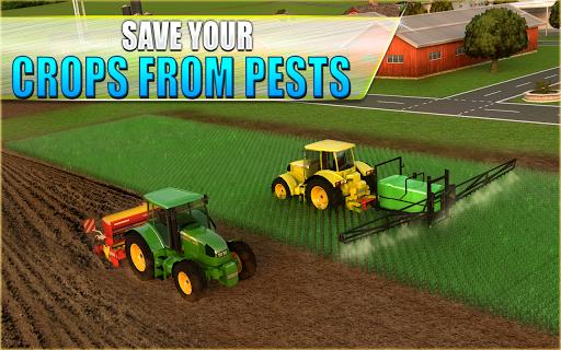 Farm Tractor Simulator 3D для планшетов на Android