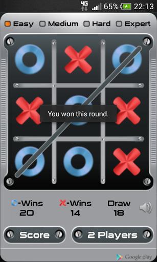 Tic Tac Toe - Крестики-нолики на Андроид