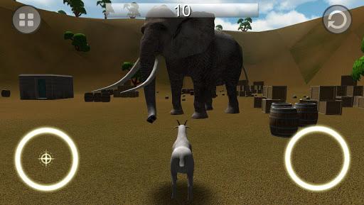 Игра Goat Rampage на Андроид