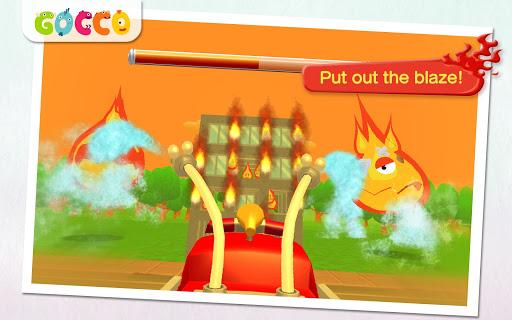 Игра Gocco Fire Truck: 3D Kids Game на Андроид