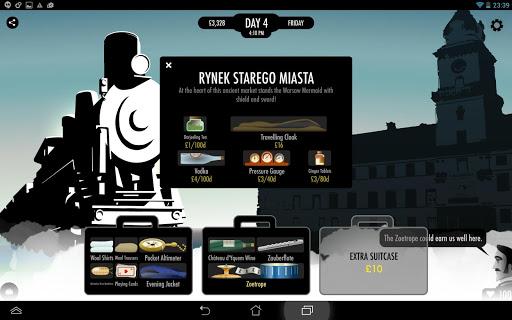 80 Days для планшетов на Android