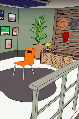 Игра Escape: The Mirror Boundary для планшетов на Android