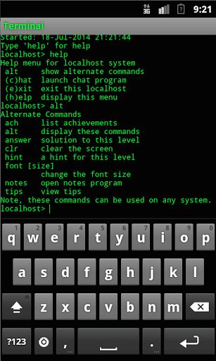 Игра Hack Run ZERO для планшетов на Android