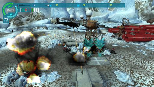 Игра Choplifter HD для планшетов на Android
