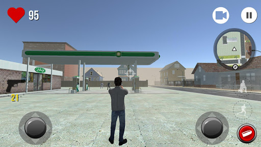 City Gangster: San Andreas скачать на планшет Андроид
