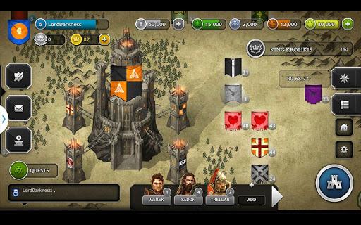 Короли Земель на Андроид