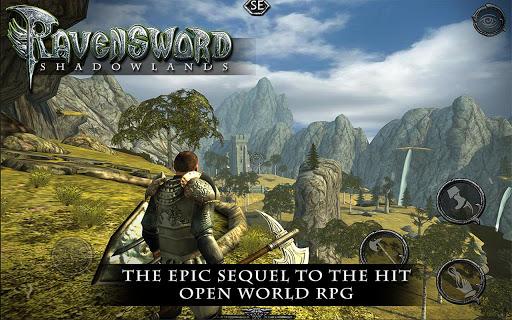 "Игра ""Ravensword: Shadowlands"" для планшетов на Android"