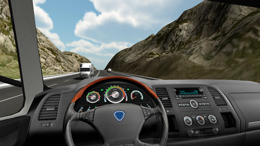 Игра Truck Simulator 2014 на Андроид