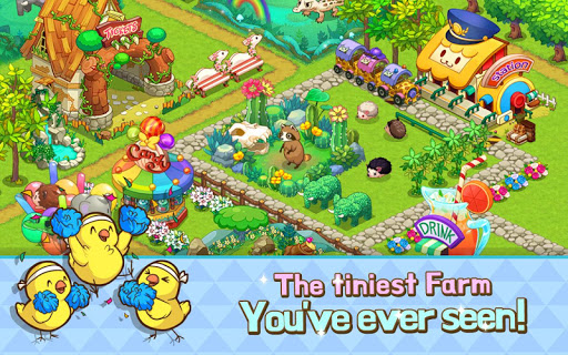 Tiny Farm: Season2 для планшетов на Android