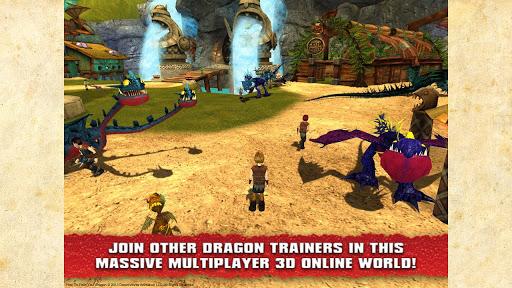 Игра School of Dragons на Андроид