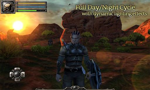 "Игра ""Aralon: Sword and Shadow HD"" для планшетов на Android"