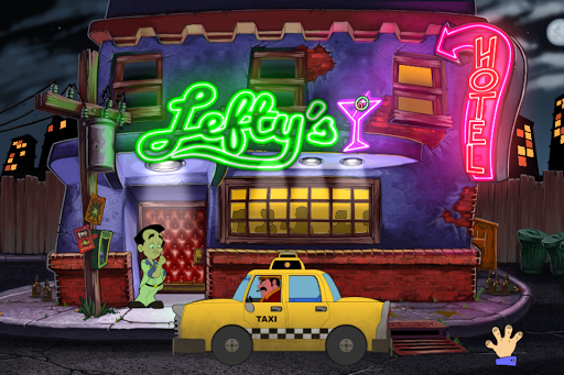 Игра Leisure Suit Larry: Reloaded для планшетов на Android