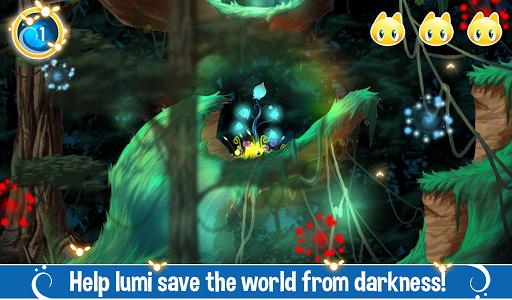 Игра Lumi для планшетов на Android