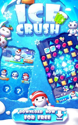 Ice Crush для планшетов на Android