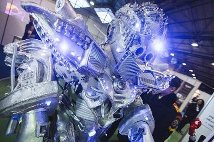 В Москве пройдет III ежегодная выставка Robotics Expo 2015
