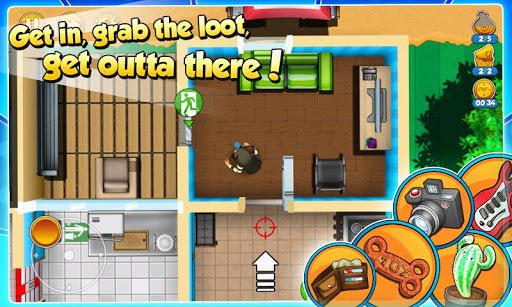 Robbery Bob 2: Double Trouble скачать на планшет Андроид