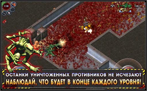 Игра Alien Shooter Free для планшетов на Android