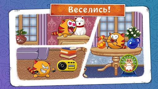 "Игра ""MewSim Pet Cat"" на Андроид"