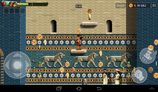 Игра Babylonian Twins на Андроид