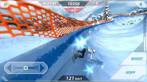 "Игра ""Mr. Melk Winter Games"" для планшетов на Android"