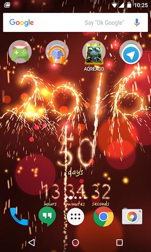New Year Countdown Premium скачать на Андроид