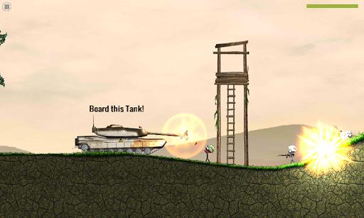 Stickman Battlefieldsскачать на Андроид