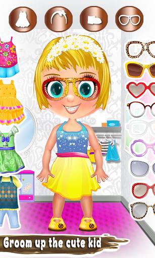 Игра Little Dirty Kids Makeover для планшетов на Android