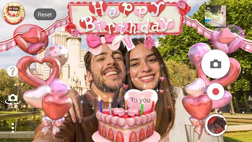 День рождения: фоторедактор скачать на планшет Андроид