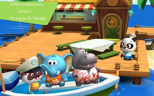 Игра Ресторан 2 Dr. Panda на Андроид