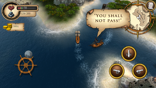 Игра Pirate Dawn на Андроид