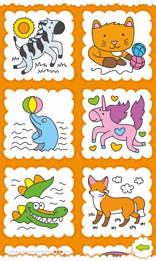 Детская мозаика для планшетов на Android