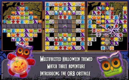 Halloween Drops 2 - Match 3 скачать на Андроид
