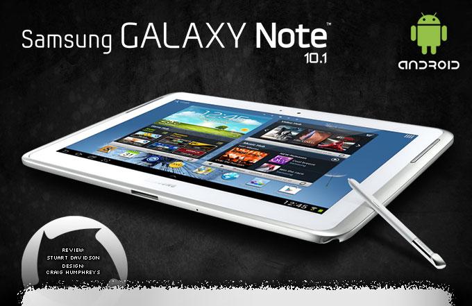 galaxy note 10 1 tab