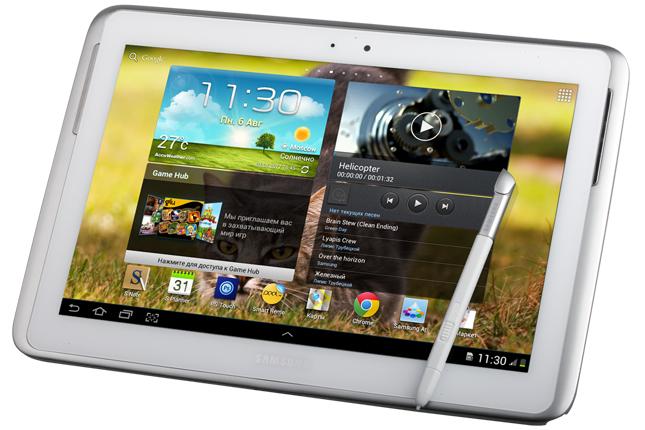 5 лучших Android-планшетов 2012 года
