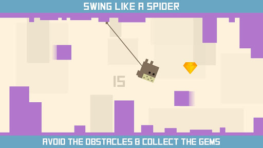 Spider Square для планшетов на Android