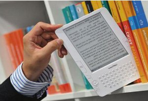 В каком формате скатывать книги сверху планшет