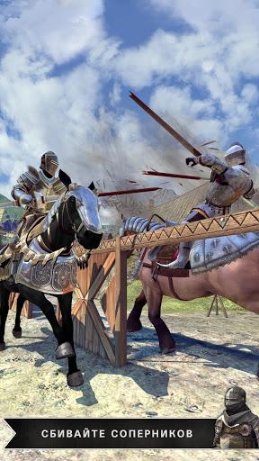 Игра Непобедимый рыцарь для планшетов на Android