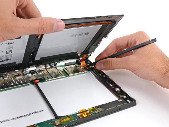 Как разобрать планшет