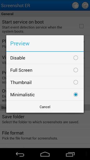 Screenshot ER DEMO скачать на планшет Андроид