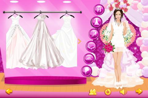 Игра Dress Up - Wedding на Андроид