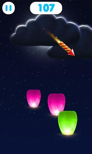 Игра Crush Balloons на Андроид