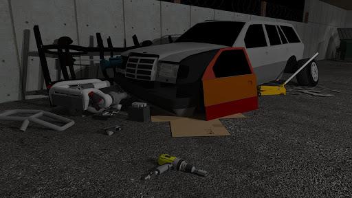 Игра Отремонтируйте мой автомобиль для планшетов на Android