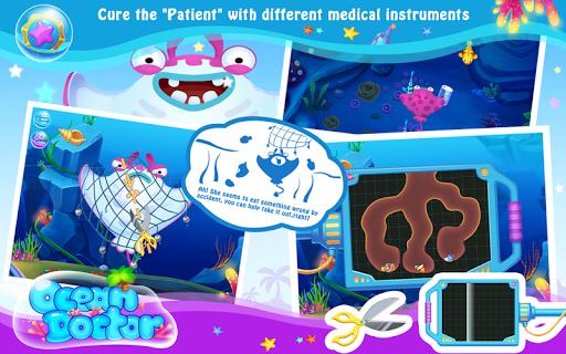 Игра Ocean Doctor для планшетов на Android