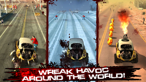 Route Z для планшетов на Android