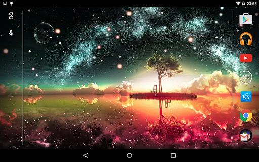 Live WallPaper HD ViAbstract для планшетов на Android