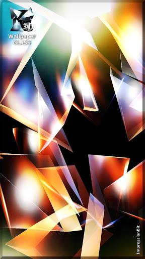 Wallpaper Glass