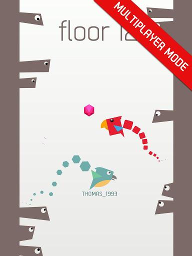 Bird Climb для планшетов на Android