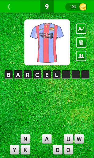 Угадай форму футбольного клуба скачать на Андроид